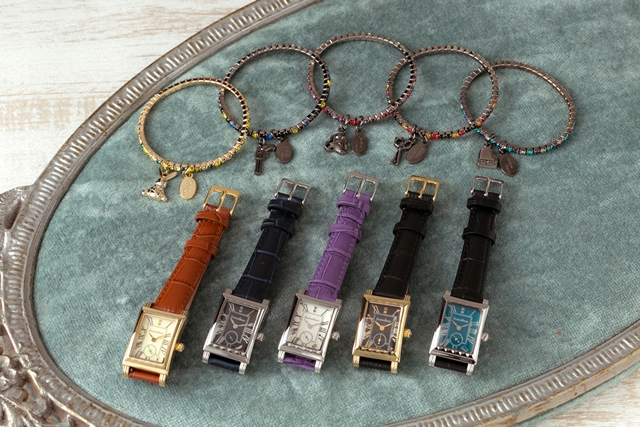 『PandoraHearts』5種の腕時計&ブレスレットが登場!