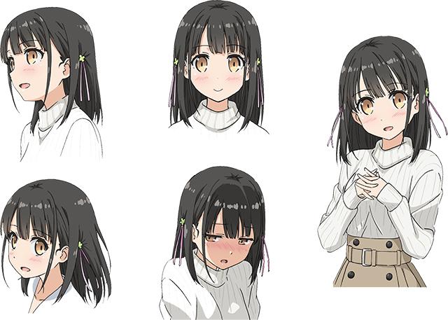 ▲花坂結衣(はなさかゆい)