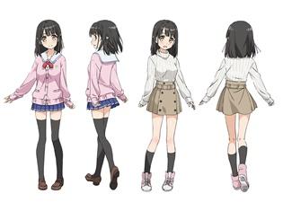TVアニメ『One Room』の声優発表第1弾! 第1話~第4話に登場する清楚でまじめな女の子役に抜擢されたのは『ルル子』や『フリフラ』に出演のあの人!