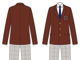『サンリオ男子』より聖川高校制服(男子)が発売決定! どのサンリオ男子でも、すぐにコスプレできちゃう!?