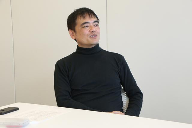 ▲古賀豪シリーズディレクター
