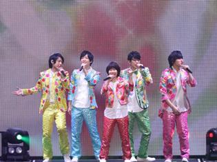 『美男高校地球防衛部LOVE!LOVE!LIVE!』ライブレポ――愛も増え、曲も増え、それがLOVE!LOVE!LIVE!