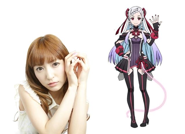 劇場版『SAO』のゲストに神田沙也加さんほか2名が出演決定!