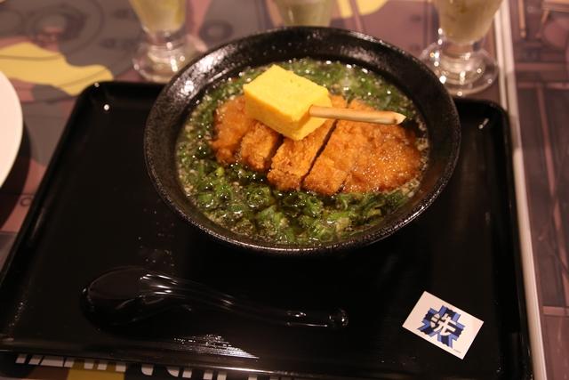 ▲大洗女子学園勝利のパーコー麺