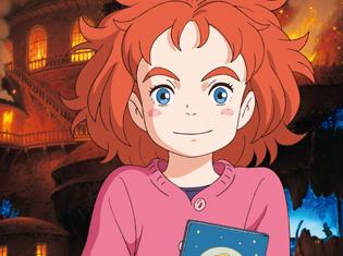 アリエッティ、マーニー手掛けた米林宏昌監督の最新作、アニメ映画『メアリと魔女の花』発表!気になる公開時期も明らかに