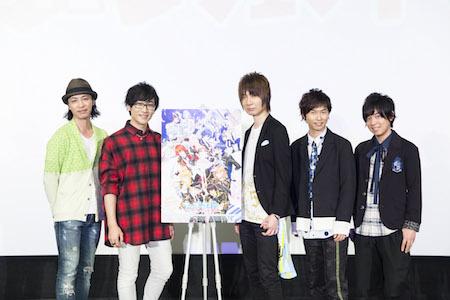 『うた☆プリ』4期上映会でキャストがギリギリトークを展開!?
