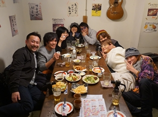 小野賢章さん・三木眞一郎さんら出演『演劇人は、夜な夜な、下北の街で呑み明かす…』が12月21日放送に