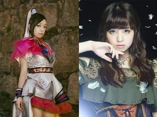 『SAO』と『AW』がコラボしたSPゲームの主題歌アーティストは、KOTOKOさん&春奈るなさんに決定