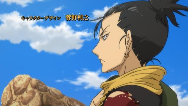 TVアニメ『将国のアルタイル』第20話より先行場面カットが到着! 帝国軍とは戦わず、逃げ切る策を選んだカリルだったが……-13