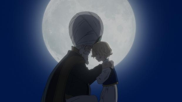 TVアニメ『将国のアルタイル』第20話より先行場面カットが到着! 帝国軍とは戦わず、逃げ切る策を選んだカリルだったが……-22