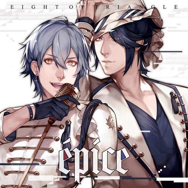「EIGHT OF TRIANGLE」アルバム発売記念コメが到着
