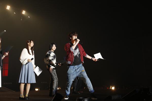「アニメJAM」Rock Stageで総勢30名の声優陣が勢揃い