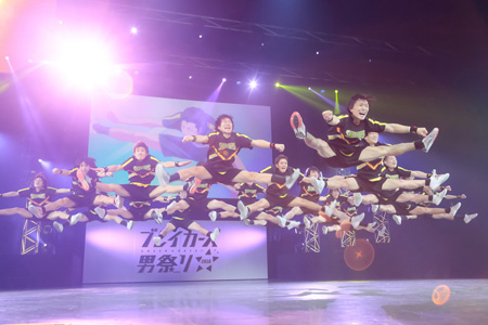 『チア男子!!』「ブレイカーズ男祭り 2016」 朝井リョウ氏書き下ろし原案によるBREAKERSメンバーのその後が明らかに!-5