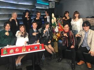 アニソンだらけの特別番組『アニおめ!2017』が年明けにAbemaTVで放送! 水木一郎さん、白井悠介さん、松嵜麗さんら出演