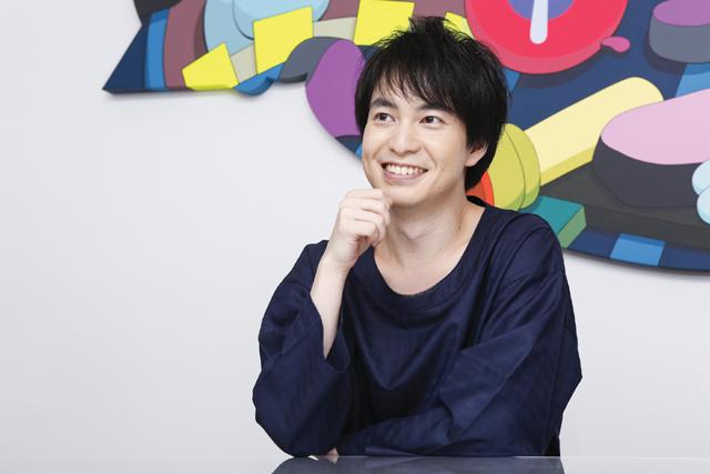 ▲いつか山口勝平さんと作品で共演するのが小林さんの目標のひとつ