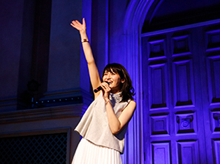 涙ではなく笑顔で――中島愛さん、感動の復帰ライブでみんなに「ありがとう」