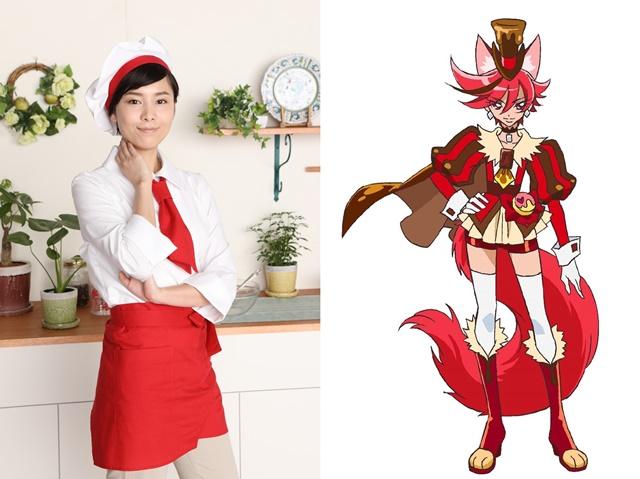 キラキラ☆プリキュアアラモード』の声優が発表