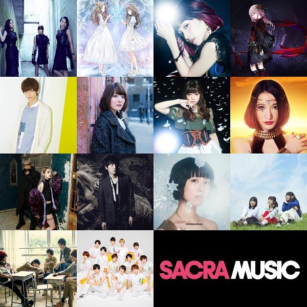 ソニーミュージック、新レーベル『SACRA MUSIC』を発足