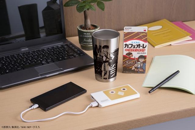 人気アニメ『キングダム』とマイルドカフェオーレがコラボ!