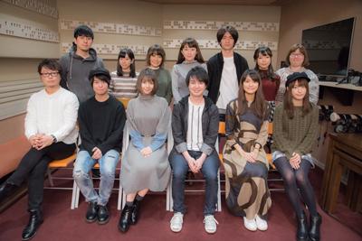TVアニメ『風夏』が放送開始、担当声優陣からコメント到着
