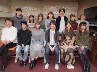 TVアニメ『風夏』が放送開始! 担当声優陣からコメントが到着!
