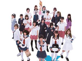 実写版『咲-Saki-』いよいよ劇場公開間近!  「青春が眩しすぎて泣いてしまった」