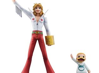 『金色のガッシュベル!!』より、キャンチョメ&パルコ・フォルゴレがフィギュアになって登場!