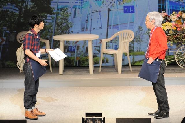 「アドリブ2016」梶裕貴さんが描く堀内賢雄さんとの親子愛とは?