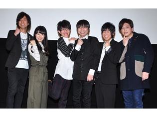 石田彰さん、山下大輝さん、緑川光さんら声優陣6名がアニメ『チェインクロニクル』第2章を語る!! 激化する戦闘に、フィーナやユリアナも大活躍!