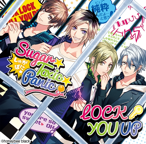 ▲『DYNAMIC CHORD shuffleCD series 2nd vol.3 Sugar★Toxic★Panic』