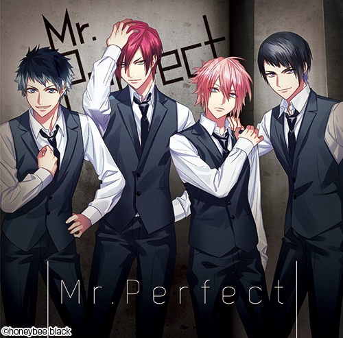 ▲『DYNAMIC CHORD shuffleCD series 2nd vol.4 Mr.Perfect』
