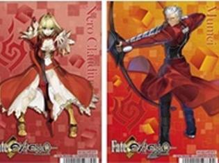 「Fate/EXTELLA 推しなモノコーナーin アニメイト」開催決定! アクキーなど先行販売されていたグッズも販売