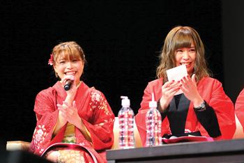 『ラブライブ!』伊波杏樹さんと新田恵海さんが初共演!Aqoursとμ'sが同学年として歌って踊る『スクスタ』に、久保田未夢さんら新声優陣が発表-9