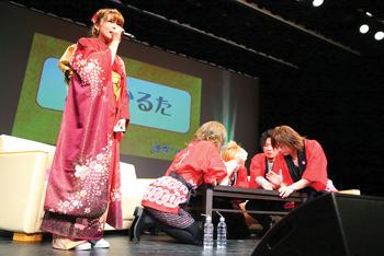 『ラブライブ!』伊波杏樹さんと新田恵海さんが初共演!Aqoursとμ'sが同学年として歌って踊る『スクスタ』に、久保田未夢さんら新声優陣が発表-15
