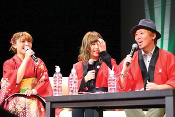 『ラブライブ!』伊波杏樹さんと新田恵海さんが初共演!Aqoursとμ'sが同学年として歌って踊る『スクスタ』に、久保田未夢さんら新声優陣が発表-11