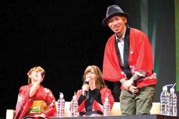 『ラブライブ!』伊波杏樹さんと新田恵海さんが初共演!Aqoursとμ'sが同学年として歌って踊る『スクスタ』に、久保田未夢さんら新声優陣が発表-12