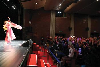 『ラブライブ!』伊波杏樹さんと新田恵海さんが初共演!Aqoursとμ'sが同学年として歌って踊る『スクスタ』に、久保田未夢さんら新声優陣が発表-27