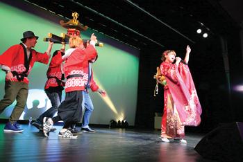 『ラブライブ!』伊波杏樹さんと新田恵海さんが初共演!Aqoursとμ'sが同学年として歌って踊る『スクスタ』に、久保田未夢さんら新声優陣が発表-29