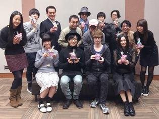 オリジナルTVアニメ『正解するカド』に三浦祥朗さん、寺島拓篤さんら出演声優決定&コメントが到着! 新PV公開も