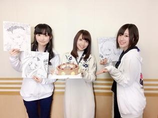 『FGO』公式ラジオのツイートがトレンド1位に!? 田中美海さんの誕生日に、TYPE-MOONの武内崇氏が直筆イラストをプレゼント