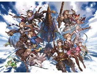 『グランブルーファンタジー』OTOCA(オトカ)&アクキー限定セットが4タイトル同時発売!
