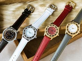 TVアニメ『ハイキュー!!』から烏野、青葉城西、音駒、梟谷学園の各校をモデルにした腕時計が発売!