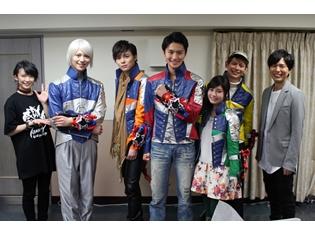 『仮面ラジレンジャー』神谷浩史さんを含めた『キュウレンジャー』出演者のインタビューが放送決定! 気になる放送日は?