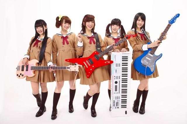 バンドリ4thLIVEが日本武道館で開催決定!新作OVA情報も