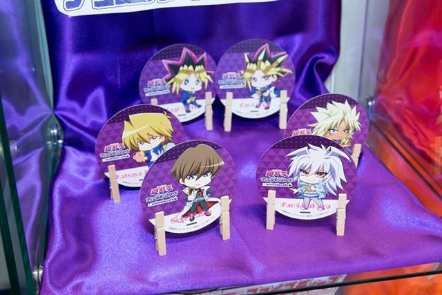 『遊☆戯☆王』シリーズとコラボ中のアニメイトカフェ池袋をレポート