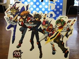 歴代シリーズの決闘者達がアニメイトカフェに集結! 『遊☆戯☆王』シリーズとコラボ中のアニメイトカフェ池袋をレポート