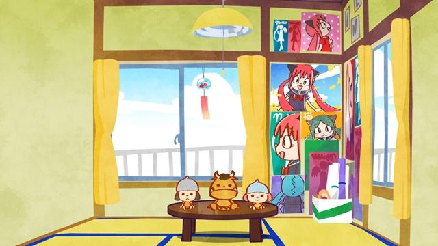 徳井青空さん原作『まけるな!! あくのぐんだん!』がアニメ化決定