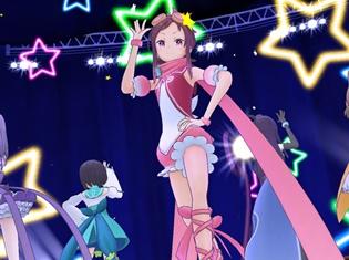 劇場で観た美麗な3DCGダンスをスマホゲームとして楽しめる『ポッピンQ Dance for Quintet!』をいち早くプレイレビュー!
