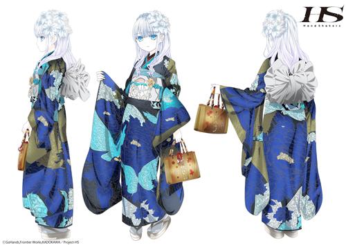 TVアニメ『ハンドシェイカー』キャラクターソングスのジャケット写真&試聴動画公開! さらに7月発売の未放送話数収録「ハンドシェイカーEX」Blu-ray&DVD展開図も-2