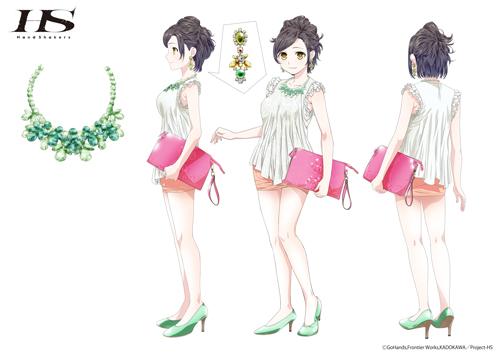 TVアニメ『ハンドシェイカー』キャラクターソングスのジャケット写真&試聴動画公開! さらに7月発売の未放送話数収録「ハンドシェイカーEX」Blu-ray&DVD展開図も-3